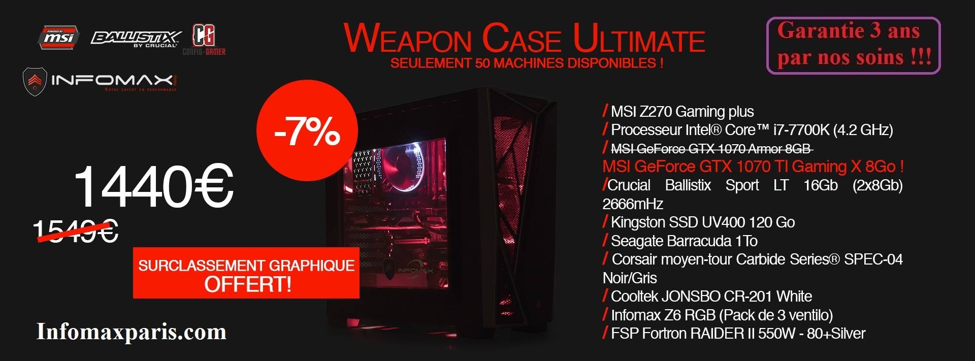 Weapon Case Ultimate