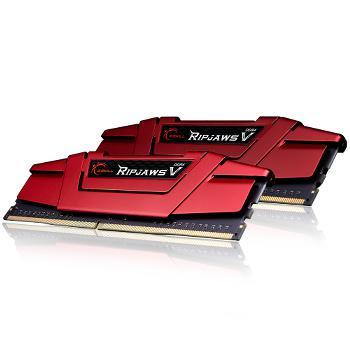 G.Skill Ripjaws V Red DDR4 2 x 8 Go 3000 MHz CAS 15