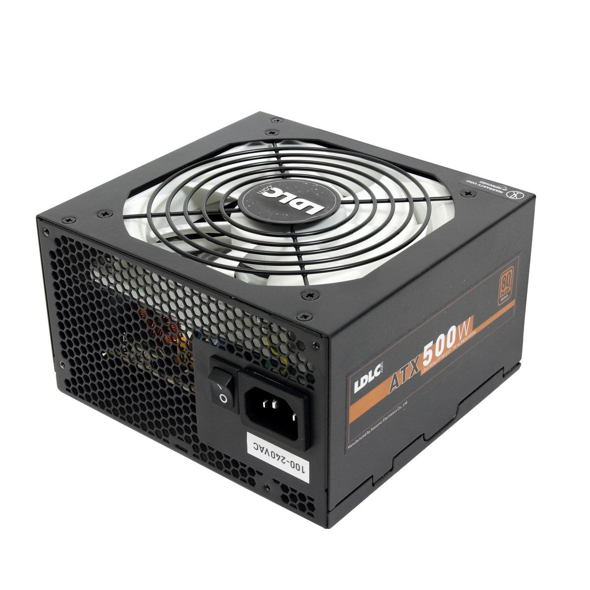 Alimentation LDLC 500watts