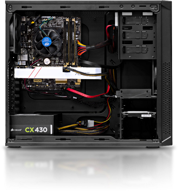 bon plan pc venom i5 gtx 970 et ssd 120 go pour moins de 900 sans os config. Black Bedroom Furniture Sets. Home Design Ideas