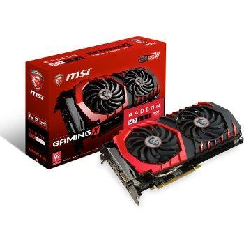 MSI RX 480 Gaming X 8Go