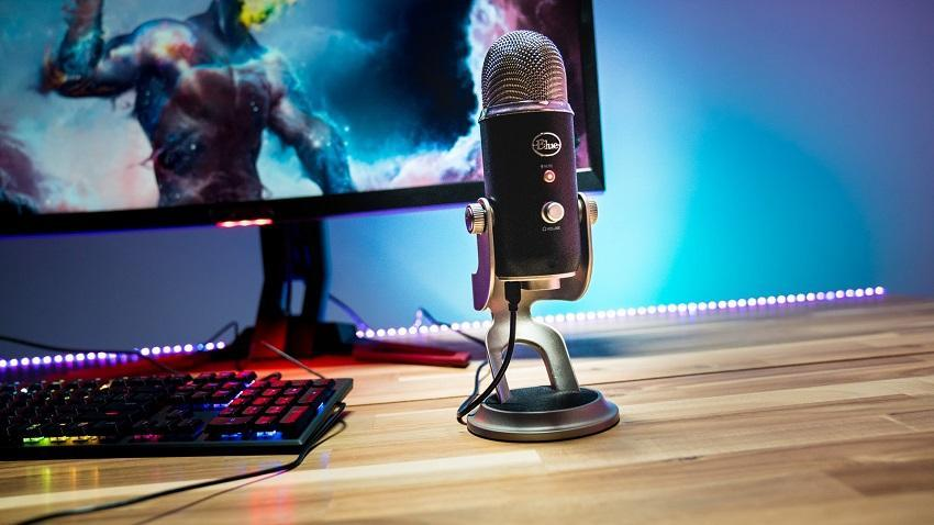 Microphone Gaming