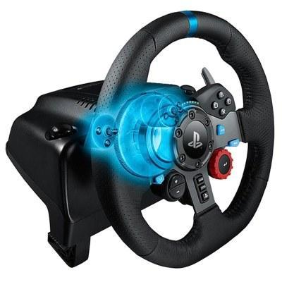 Logitech G29 Driving Force Racing Wheel PS3 PS4 PC 24072017 04 p