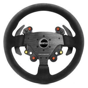 Thrustmaster Rally Wheel Add on Sparco R383 Mod