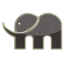 Portrait de mamouthe