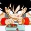 Portrait de Goku San
