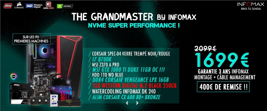 Grandmaster Infomax