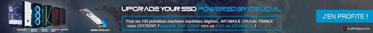 SSD offert chez Infomax