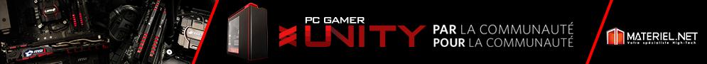 PC Gamer Unity