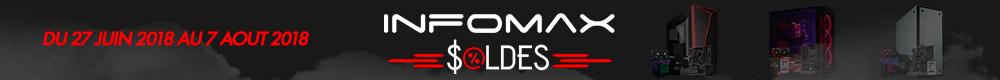 PC Gamer en solde chez Infomax