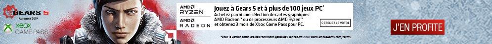 3 mois Xbox Pass offert avec AMD