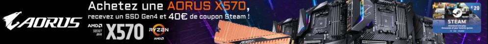 ssd gen4 + 40€ steam offert avec aorus x570