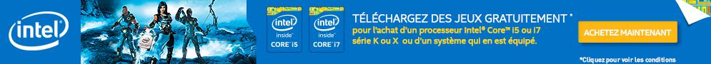 LDLC - Intel Jeux