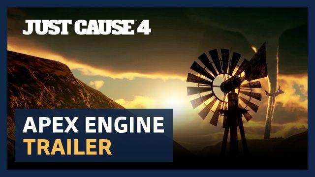 Just Cause 4: Apex Engine Reveal [PEGI]