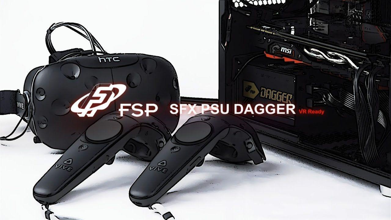 FSP Dagger Series SFX Power Supply