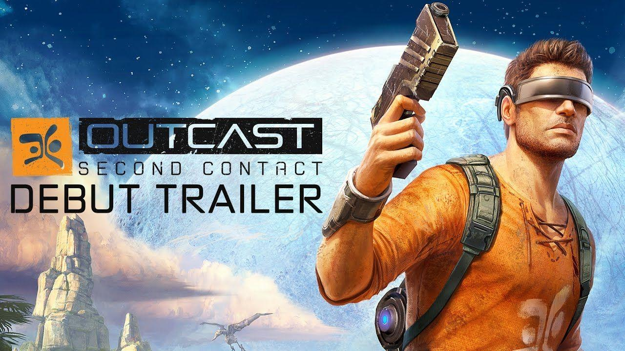 Outcast - Second Contact - Debut Trailer [PEGI]
