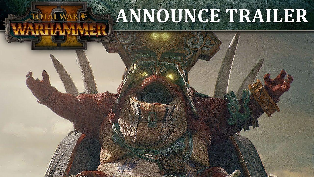 Total War: WARHAMMER 2 – Announcement Cinematic Trailer