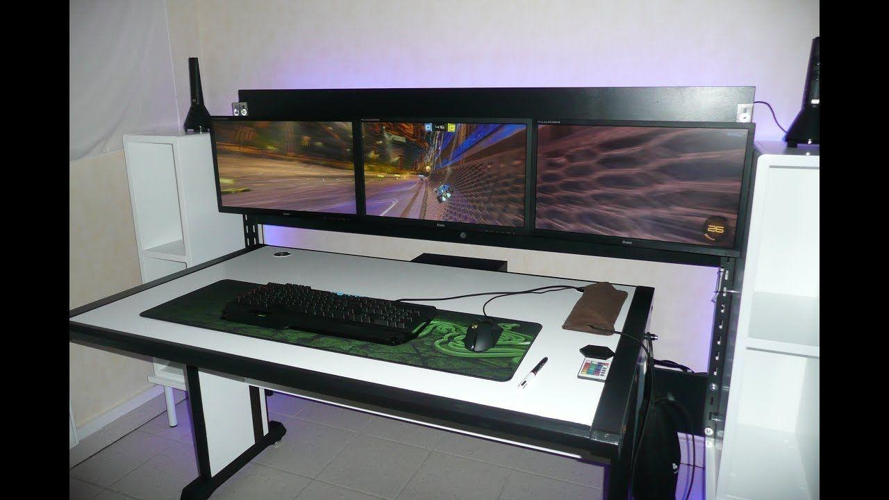faire son bureau gamer zb23 jornalagora. Black Bedroom Furniture Sets. Home Design Ideas