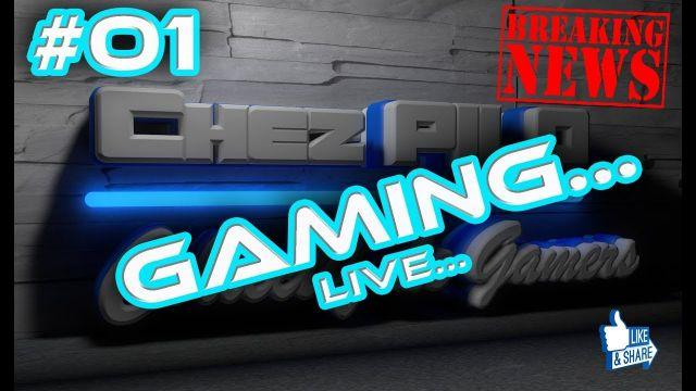 BreaKing NEWS ! ! ! _ Gaming Live..._ PUBG _ #01 _