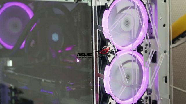 Modding Asus Crystal Aura