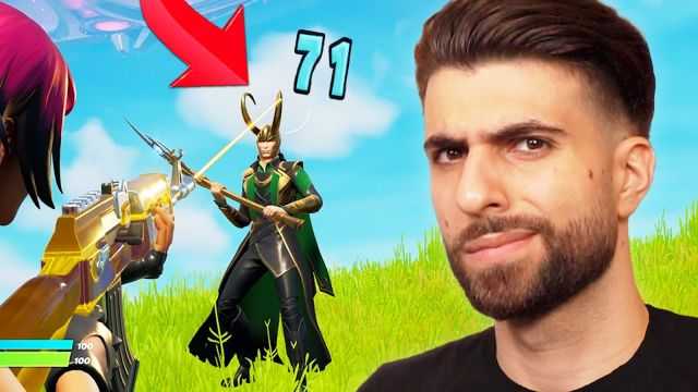Fortnite's First PAY TO LOSE Skin!