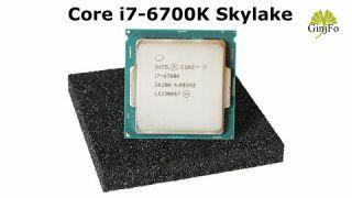 Core i7-6700K Skylake - Présentation en vidéo - GinjFo.com