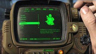 Système de personnage de Fallout 4