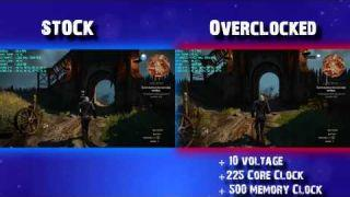 Overclocked vs Non-Overclocked GTX 980 Ti * Amazing perfomance increase!*