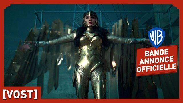 Wonder Woman 1984 - Bande Annonce Officielle (VOST) - Gal Gadot, Chris Pine