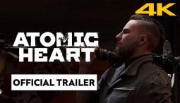 Atomic Heart : 4K Official RTX Trailer