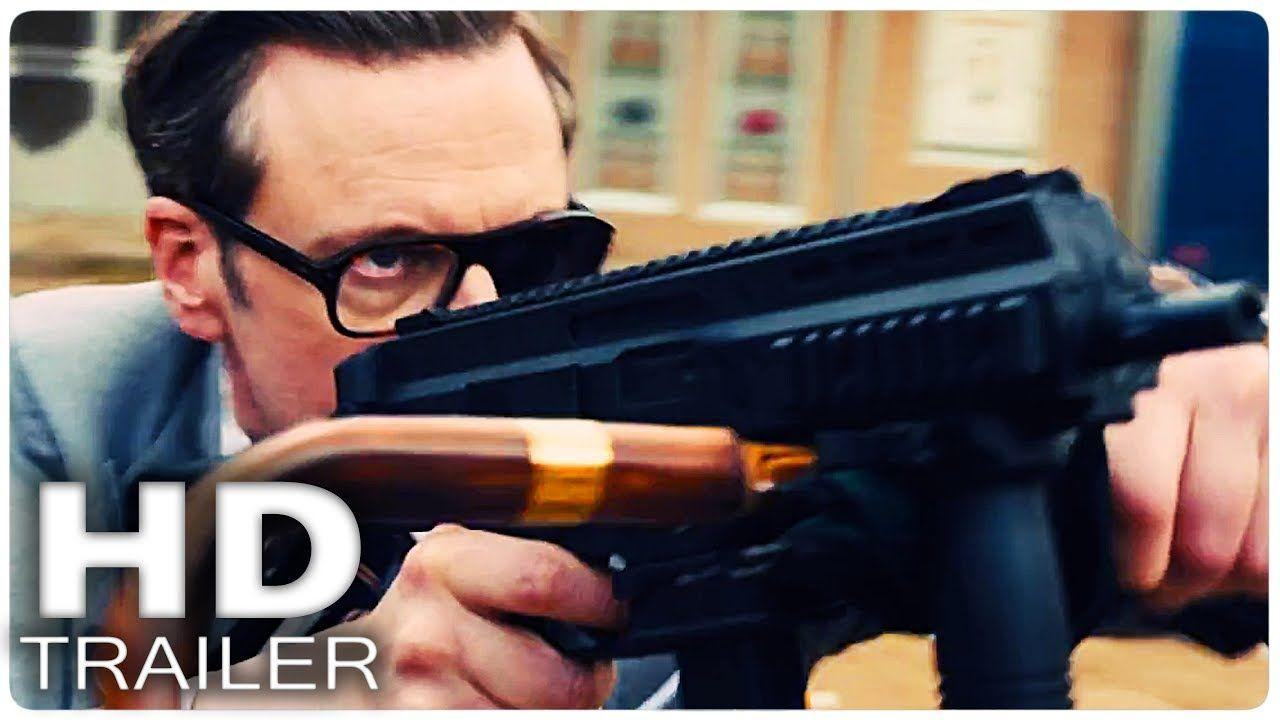 KINGSMAN 2: NEW TV Spot + Trailer (2017)
