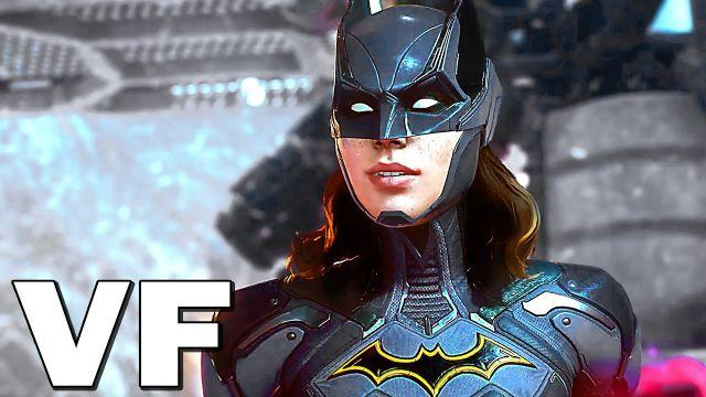 GOTHAM KNIGHTS Bande Annonce VF + Gameplay (2021)