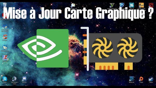 [Tuto] Comment mettre à jour sa carte graphique Nvidia ?