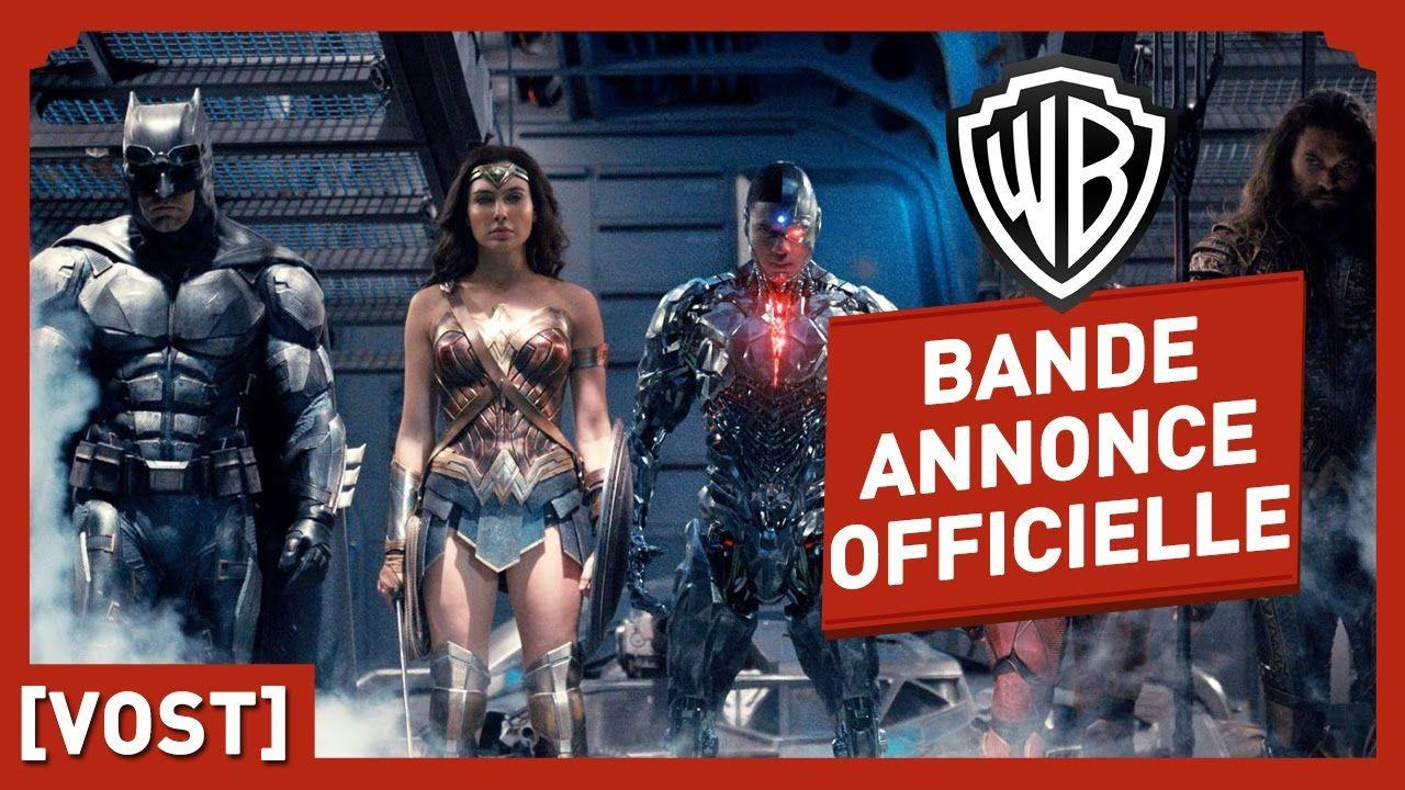 Justice League - Bande Annonce Officielle (VOST)