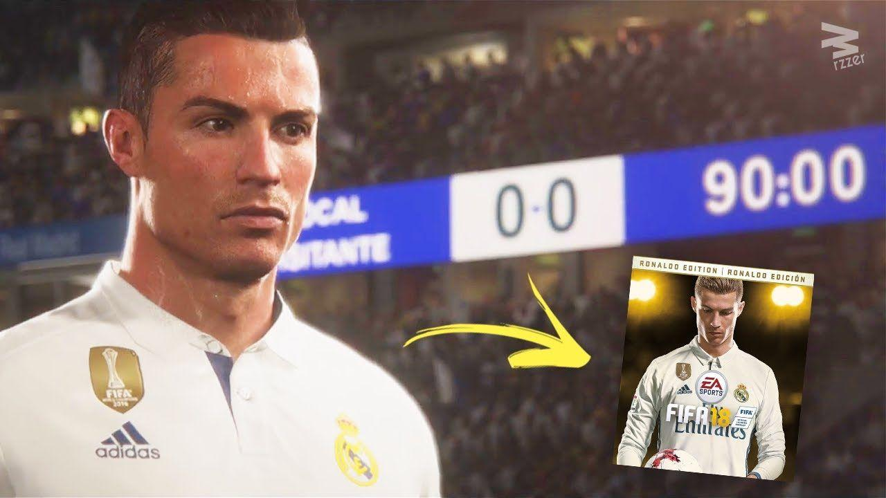 FIFA 18 Reveal Trailer | Fueled By Cristiano Ronaldo