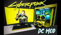 ​@Cyberpunk 2077 PC Case Mod | @CORSAIR x @MSI Gaming | Cinematic Video
