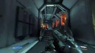 Exclusive DOOM 1080p 60FPS Gameplay with Vulkan API on GeForce GTX