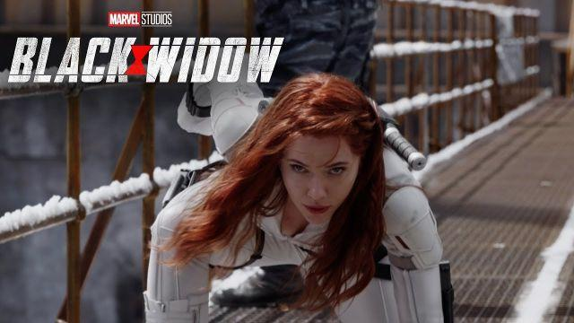 Marvel Studios' Black Widow | Big Game Spot