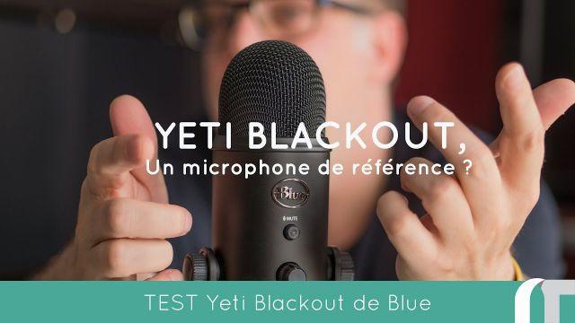 Micro Yeti Blackout - Test