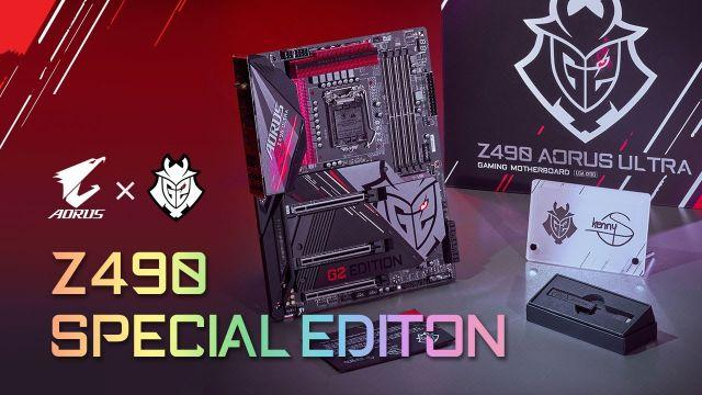 Z490 AORUS ULTRA G2 Edition|Unboxed