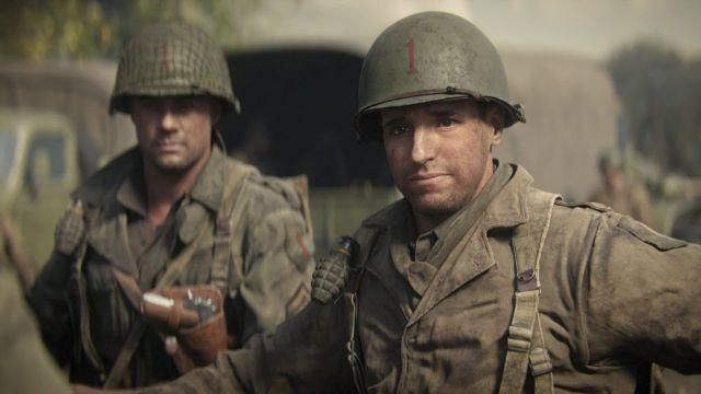 Call of Duty WWII PC ULTRA 4K
