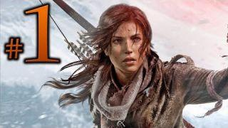Rise Of The Tomb Raider Gameplay Walkthrough Part 1 [1080p HD] - Developer Demo