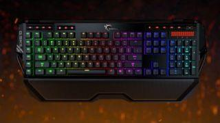 G.SKILL RIPJAWS KM780 RGB / MX-Mechanical Gaming Keyboard