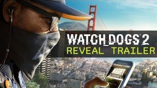 Watch Dogs 2 - Reveal Trailer [EUROPE]