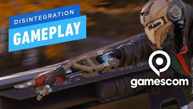 7 Minutes of Disintegration Gameplay - Gamescom 2019