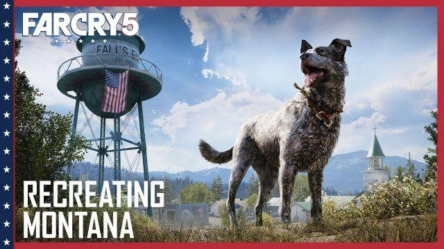Far Cry 5: Recreating Montana | Ubiblog | Ubisoft [US]