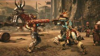 Mortal Kombat X - 30 Minutes of New Gameplay (Brutality)