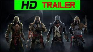 Assassin's Creed Unity - Open World Trailer 1080P