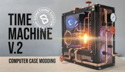 Time Machine V2 PC Case Modding | Design Something
