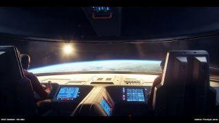 Starfarer - Interior Focus Video 4k